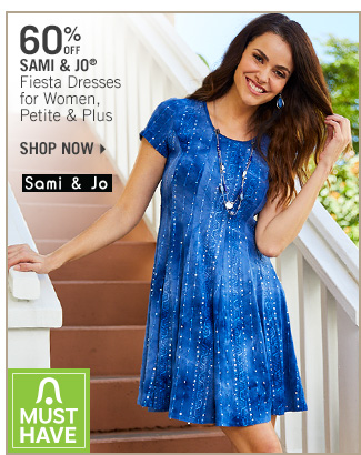 Shop 60% Off Sami & Jo Fiesta Dresses