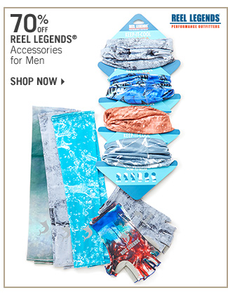 Shop 70% Off Reel Legends Accessories for Men