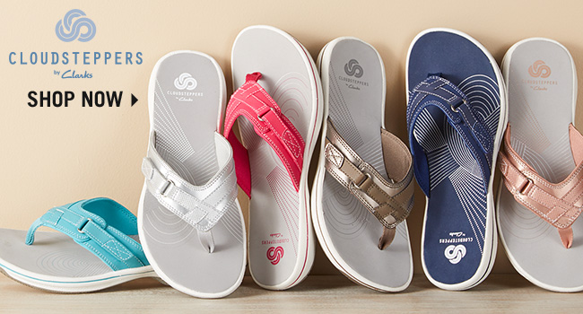 Shop Cloudsteppers by Clarks Breeze Sea