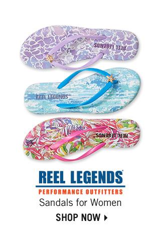 Shop Reel Legends Sandals for Women