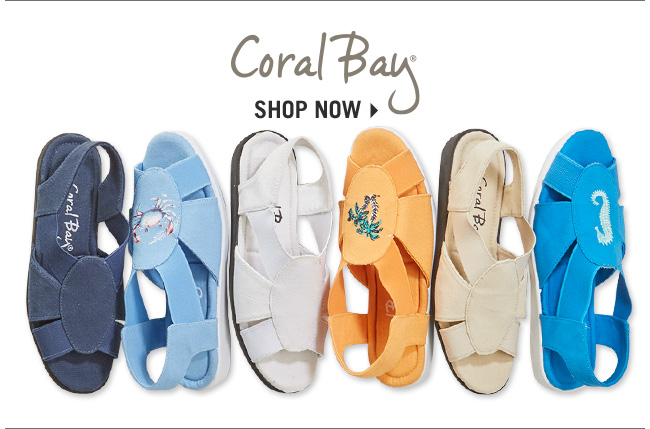 Shop Coral Bay Sandals