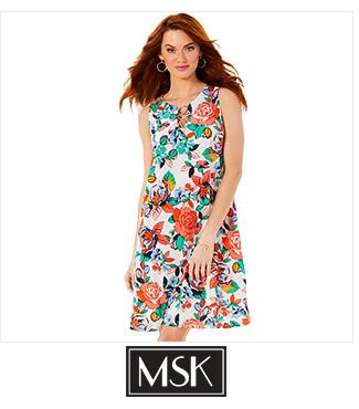 MSK Dresses