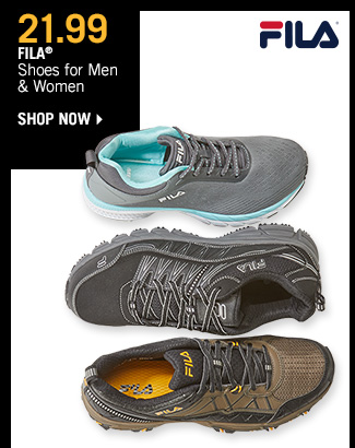 Shop 21.99 Fila Shoes for Men & Women