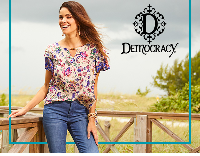 Shop Democracy
