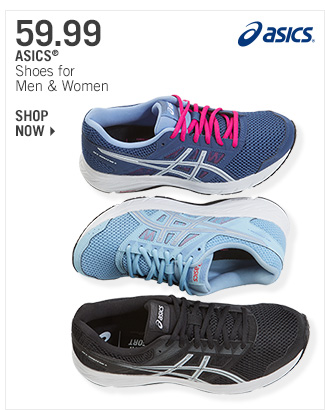 Shop 59.99 Asics Shoes for Men & Women
