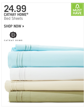 Shop 24.99 Cathay Home Bed Sheets