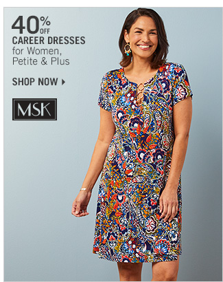 Shop 40% Off Career Dresses