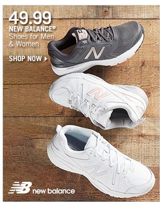 Shop 49.99 New Balance Shoes for Men & Women