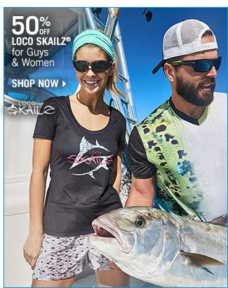 Shop 50% Off Loco Skailz for Guys & Women