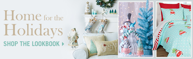 Home for the Holidays - Shop the Lookbook