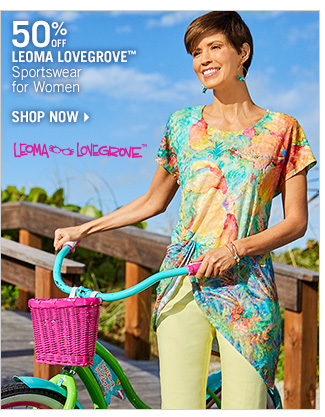 Shop 50% Off Leoma Lovegrove Sportswear