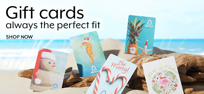 Gift cards - always the perfect gift - Shop Now
